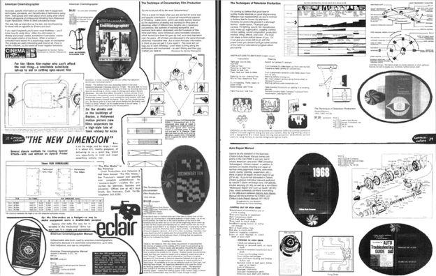 Скриншот HyperCard-продукта Whole Earth Catalog