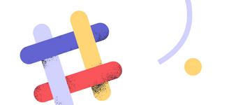 Разноцветный знак решётки