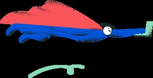 Cупермен фронтендер
