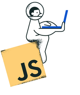 We use all modern features of JavaScript