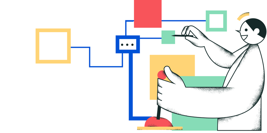 To control code quality, we employ a code-review process